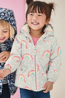 Next Rainbow Print Jacket (3mths-7yrs)