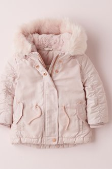 Next Parka (3mths-7yrs)