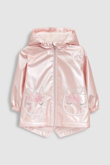 Next Unicorn Sequin Pocket Jacket (3mths-7yrs)