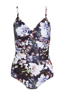 Next Floral Shape Enhancing Swimsuit