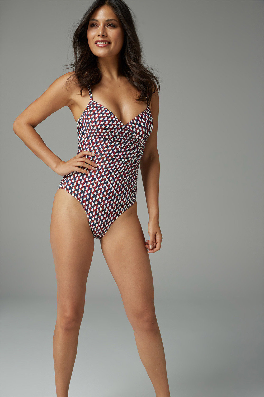 3ef0020c89ff8 Next Geo Shape Enhancing Swimsuit Online