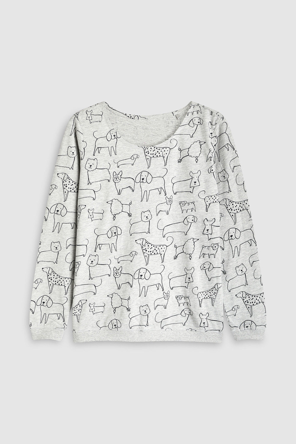 Next Dog Print Pyjamas Online  c0f9f0219