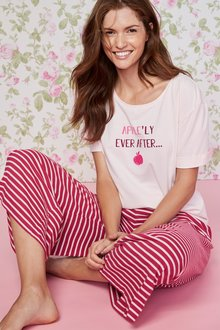 Next Cotton Culotte Pyjamas