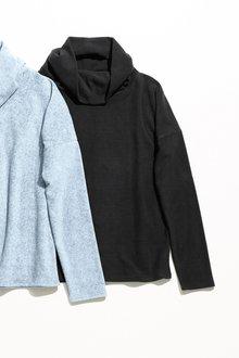 Next Supersoft Stretch Fleece Top