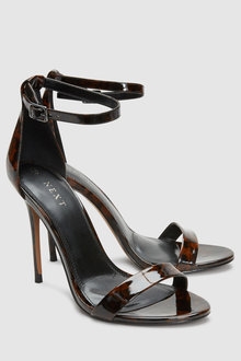 Next Barely There High Sandals