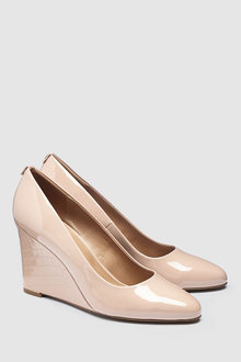 Next Forever Comfort Formal Wedges