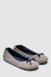 Next Ballerina Slippers