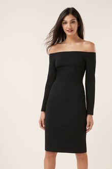 Next Bardot Dress-Petite
