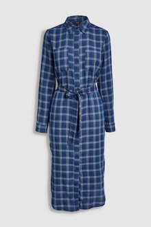 Next Shirt Dress-Petite