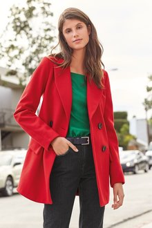 Next Pea Coat