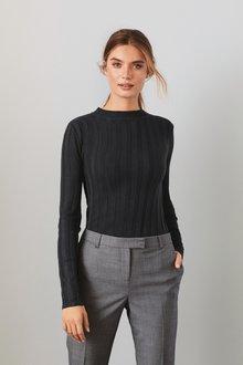 Next Rib Sweater-Tall
