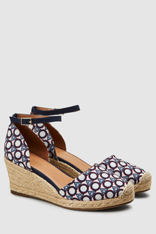 Next Espadrille Wedges