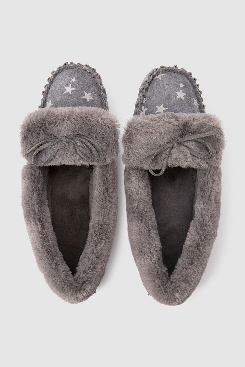 60806841aab4 Next Premium Suede Moccasin Slippers Online