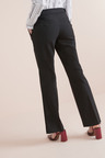 Next Tailored Boot Cut Trousers-Tall