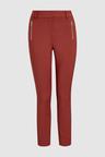 Next Skinny Zip Trousers-Tall
