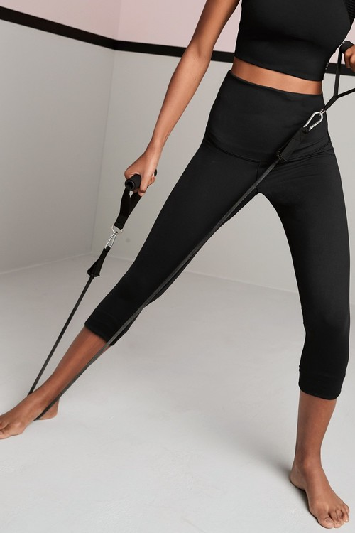Next 3/4 Length High Waisted Sports Leggings