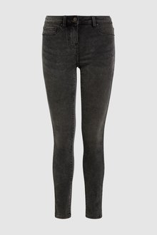 Next Denim Leggings-Petite