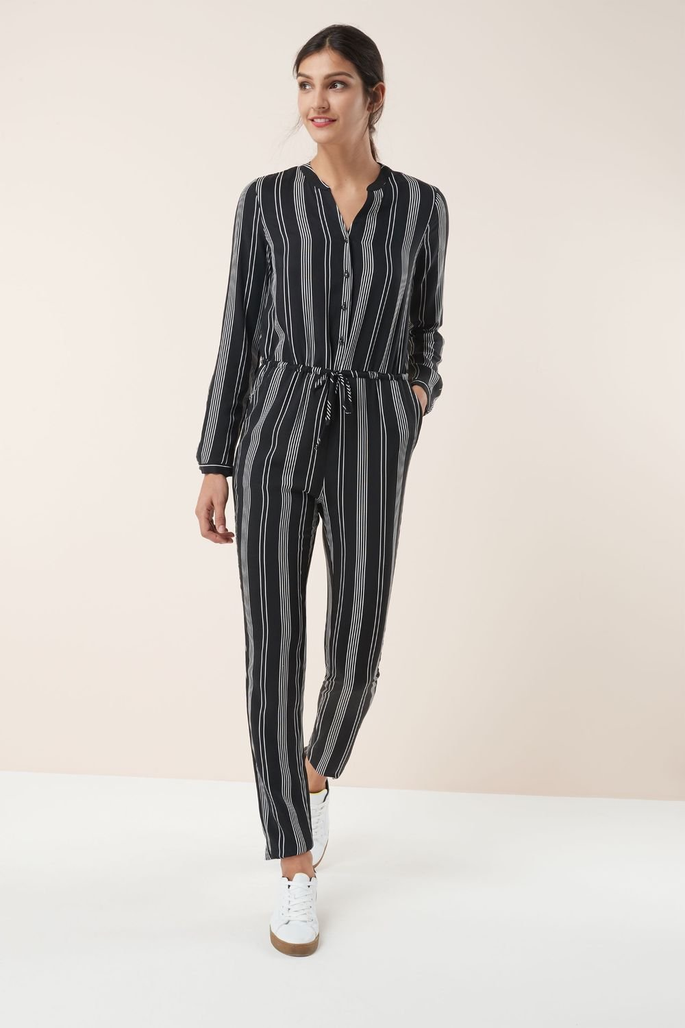 d59b6df034e4 Next Stripe Jumpsuit Online