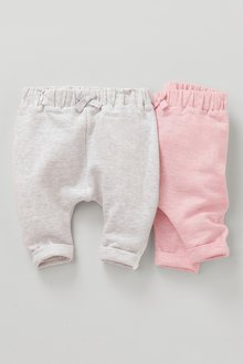 Next Joggers Two Pack (0mths-2yrs)