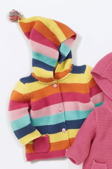 Next Stripe Cardigan (0mths-2yrs)
