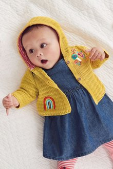 Next Embroidered Cardigan (0mths-2yrs)