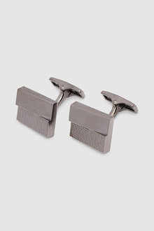 Next Textured Cufflinks - 226317