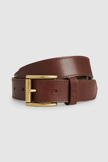 Next Made In England Leather Belt