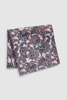Next Silk Pocket Square