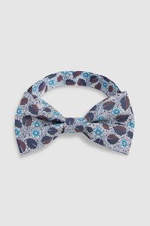 Next Liberty Fabrics Bramble Blossom Bow Tie