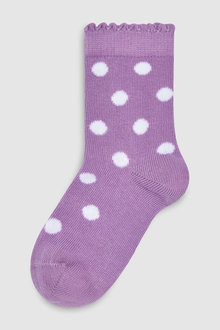 Next Spot Socks Five Pack (Younger)