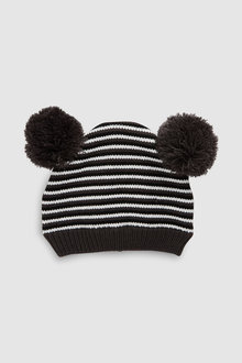 Next Knit Pom Pom Hat (0mths-2yrs)