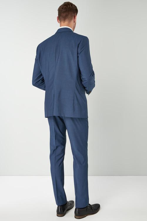 Next Signature Plain Suit: Jacket-Slim Fit