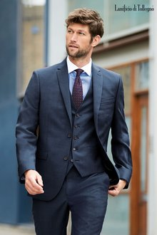 Next Signature Plain Suit: Jacket-Slim Fit