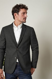 Next Check Slim Fit Jacket