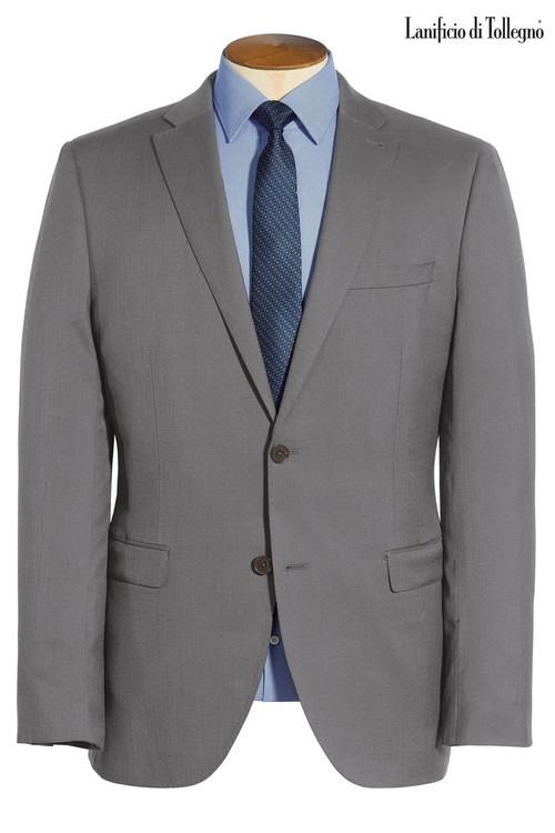 Next Signature Plain Suit: Jacket-Regular Fit
