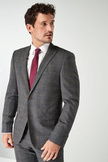 Next Signature Check Suit: Jacket