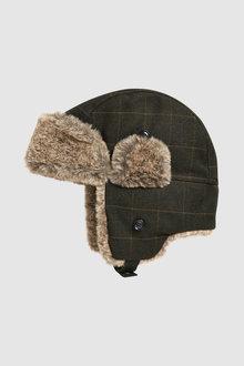 Next Heritage Faux Fur Trapper (Older)