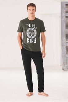 Next Fuel King Jersey Long Set