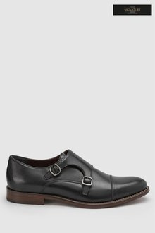 Next Signature Double Monk Strap Shoe