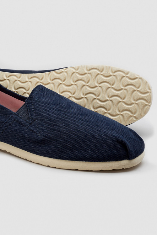 Next Canvas A-Line Slip-On
