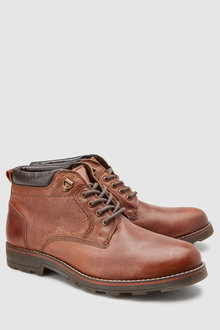 Next Leather Hiker Boot