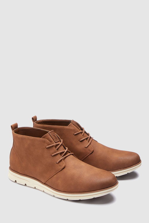 Next Low Sport Chukka Boot