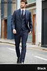 Next Signature Plain Suit: Trousers-Regular Fit
