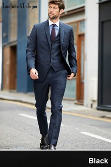 Next Signature Plain Suit: Trousers-Slim Fit - 226710