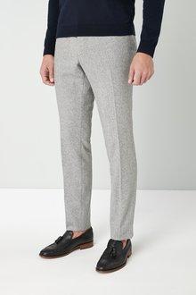 Next Donegal Suit: Trousers-Slim Fit