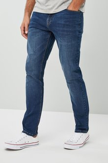 Next Jeans With Stretch-Slim Fit - 226746