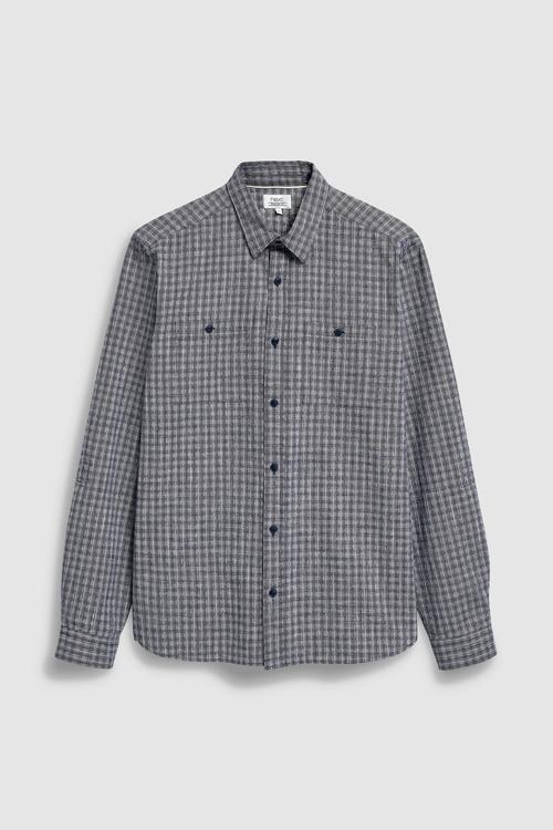 Next Textured Shirt