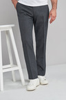Next Check Trousers-Tailored Fit