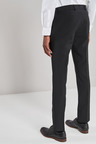 Next Machine Washable Plain Front Trousers-Super Skinny Fit