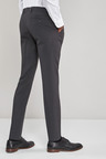 Next Machine Washable Plain Front Trousers-Super Skinny Fit